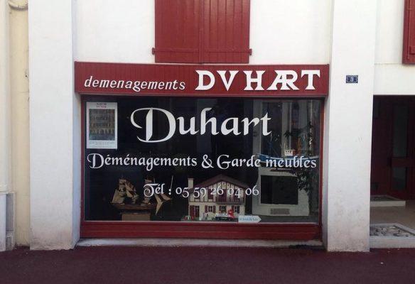 Duhart déménagement